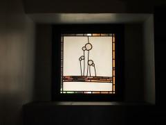 celine le marhadour, vitrail, vitraux, millau, castelnau pegayrols