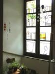 vitrail, vitraux, millau, st rome de tarn, creation de vitraux, aveyron, stage, celine le marhadour