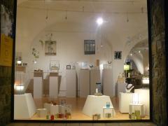 celine le marhadour,espace métiers d'art, verre, vitrail, création vitrail, catherine c